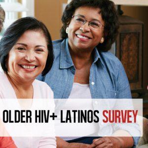 Survey on Health of HIV+ Adult Latinos