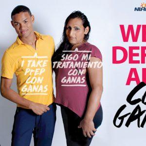 "National Latinx AIDS Awareness Day 2016, ""We'll Defeat AIDS, Con Ganas"""