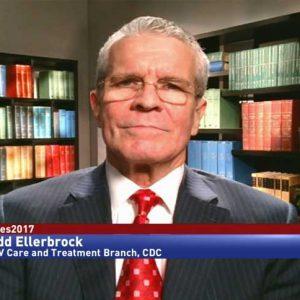 Dr. Tedd Ellerbrock: CDC's AIDS Initiative saving millions of lives