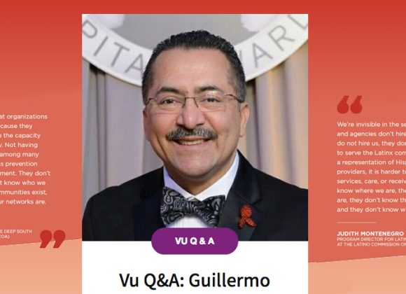 Vu Q&A: Guillermo Chacon on HIV/AIDS in the Latinx Community