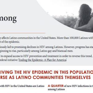 HHS: National Latinx AIDS Awareness Day