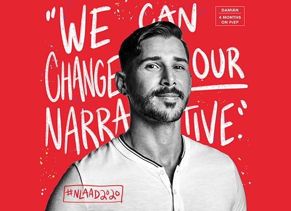 We Can Change Our Narrative – HIV.gov PSA